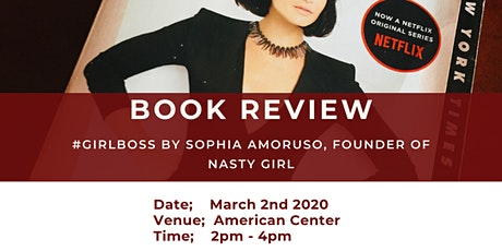 Girl Boss Book Review Session tickets