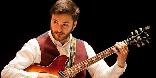 Jazz Steps Live at the Libraries presents:  Rob Luft Quartet - The Acorn Theatre, Worksop