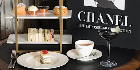 Chanel: The Impossible Edition Afternoon Tea tickets