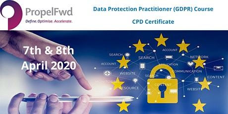 Data Protection Practitioner  (GDPR) course - CPD Certified - £995.00 tickets