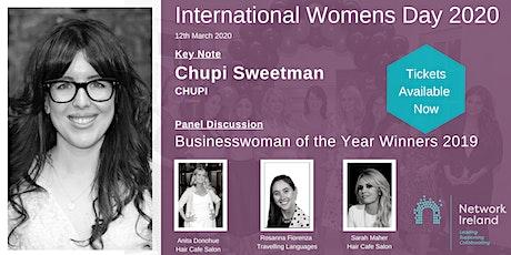 International Women's Day - Chupi and Network Dublin Award Winners tickets
