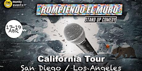 Rompiendo El Muro   San Diego, California boletos