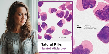 Harriet Alida Lye launches her memoir Natural Killer tickets