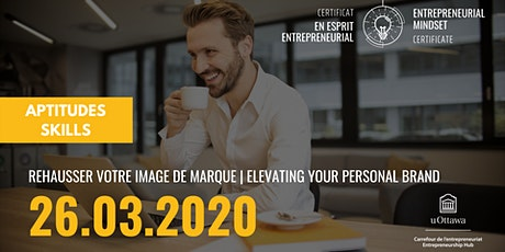 EMC: Elevating your Personal Brand  | CEE: Rehausser votre image de marque tickets
