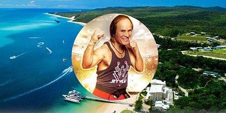 Benny 'The Jet' Urquidez - Moreton Island Training Weekend* tickets