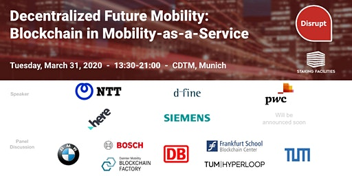 Decentralized Future Mobility: Blockchain in Mobility-as-a-Service