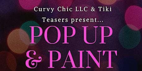 Pop Up & Paint tickets
