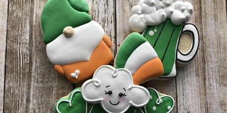 St. Patrick's Cookie Decorating Class tickets