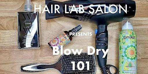 Blow Dry 101