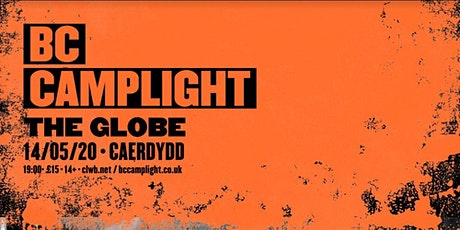 BC Camplight (The Globe, Cardiff) tickets