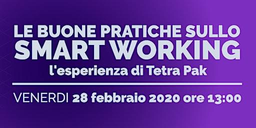 Le Opportunità dello Smart Working