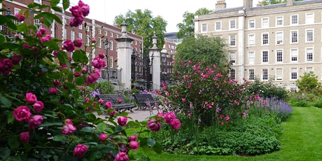 The Inner and Middle Temple Gardens, London  tickets