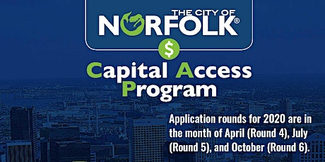 Capital Access Program Workshop #5 tickets