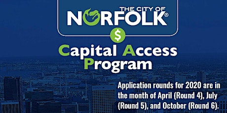 Capital Access Program Workshop #6 tickets