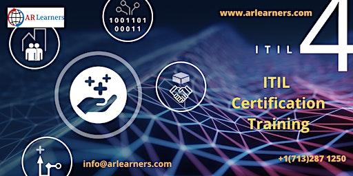 ITIL V4 Certification Training in Odgen, UT,USA