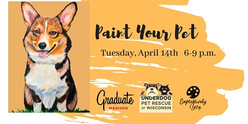 Paint Your Pet at Graduate