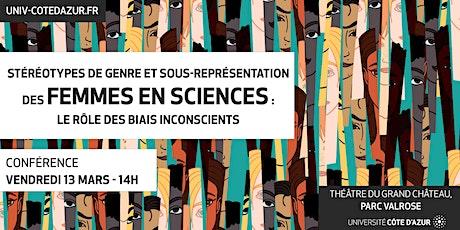 Conférence d'Isabelle Régner billets