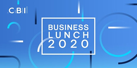 CBI Business Lunch - Belfast tickets