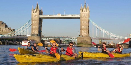 London Kayakthon - Cockleshell Endeavour tickets