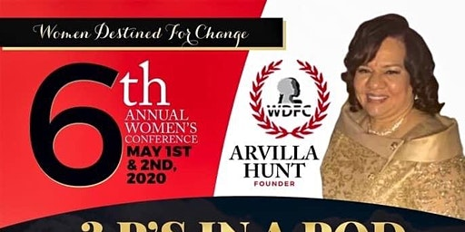 Women Destined For Change 6th Annual Conference