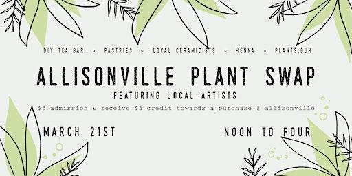 Allisonville Plant Swap