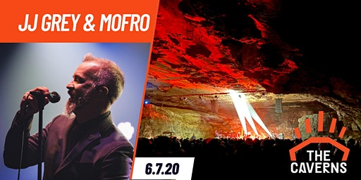 JJ Grey & Mofro in The Caverns