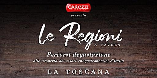 Le regioni a Tavola| Toscana