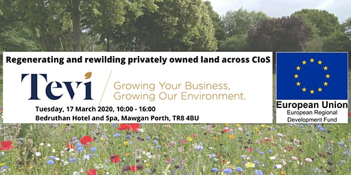 Regenerating and rewilding privately owned land across CIoS