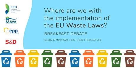 Where are we with the implementation of the EU Waste Laws? tickets