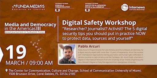 Digital Safety Workshop