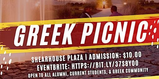 Armstrong Greek Picnic- Armstrong Black Alumni (GSU Alumni Weekend)