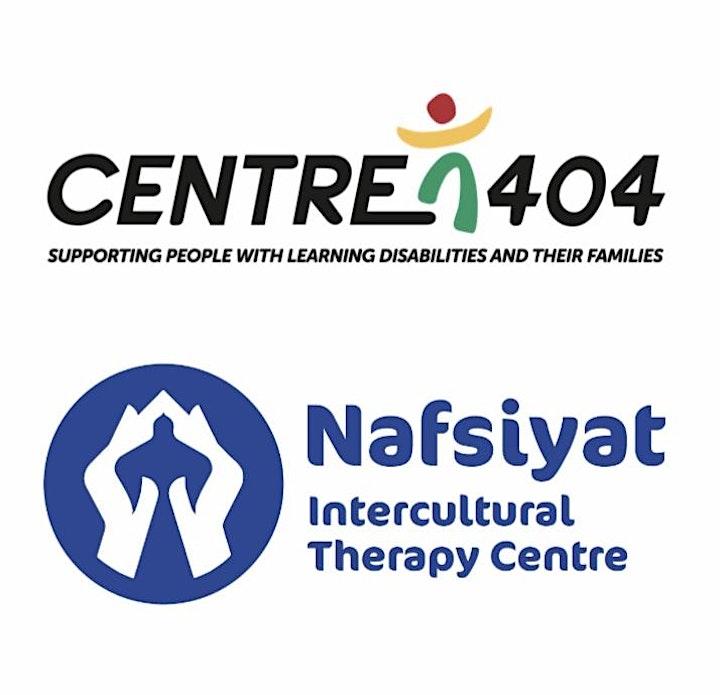 Nafsiyat & Centre 404 Hackney Half Marathon image