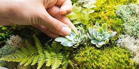 Moss Art Workshop tickets