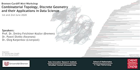 Bremen-Cardiff workshop on Combinatorial Topology, Discrete Geometry and their Applications in Data Science tickets
