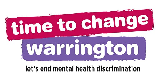Time To Change Warrington - New Champions information event