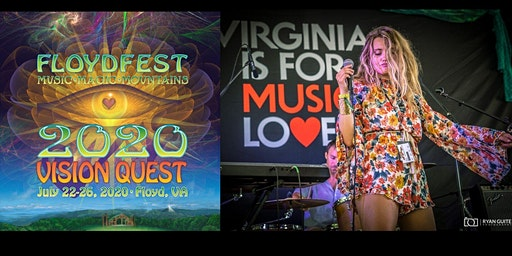 """""""Road to FloydFest: DownTown Abby & The Echoes"""""""