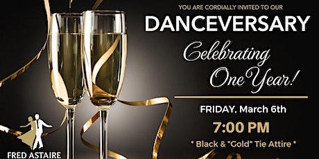 """One Year Studio """"Danceversary""""! tickets"""