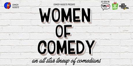 Women of Comedy (Online) tickets