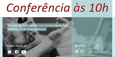 Conferência às 10h - Mafalda Pardal: Regulating Cannabis Social Clubs bilhetes
