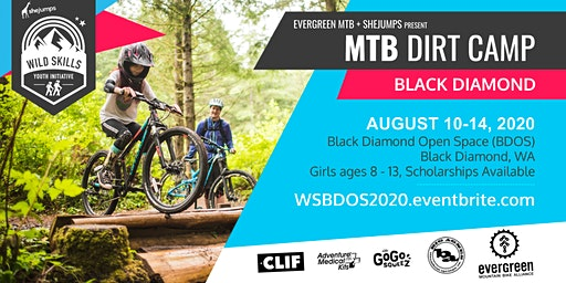 WA Wild Skills MTB Dirt Camp with Evergreen MTB