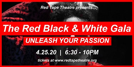 Red Black & White Gala tickets