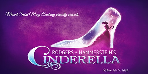 Cinderella, Saturday March 21 Matinee (2:30 PM)