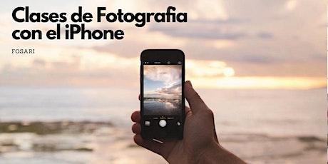 Cómo tomar fotos de calidad profesional con tu iPhone boletos