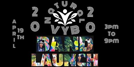 Natural VYB'S 2020 Band Launch tickets