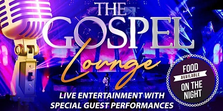 The Gospel Lounge tickets