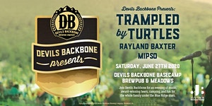 Trampled by Turtles, Rayland Baxter and Mipso