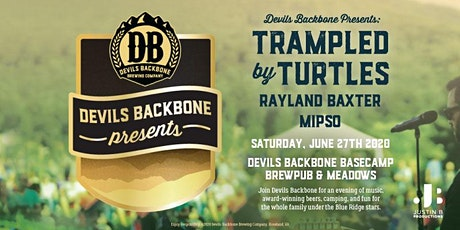 Trampled by Turtles, Rayland Baxter and Mipso tickets