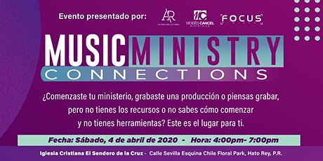 Music Ministry Connections tickets
