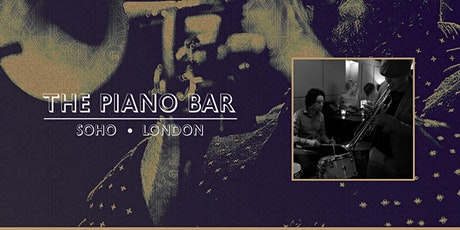 Soho.Live Jazz Session feat. George Hudson tickets