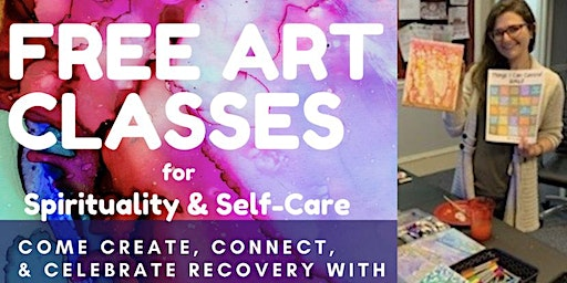Free Art Class - Healing with Hopedealers